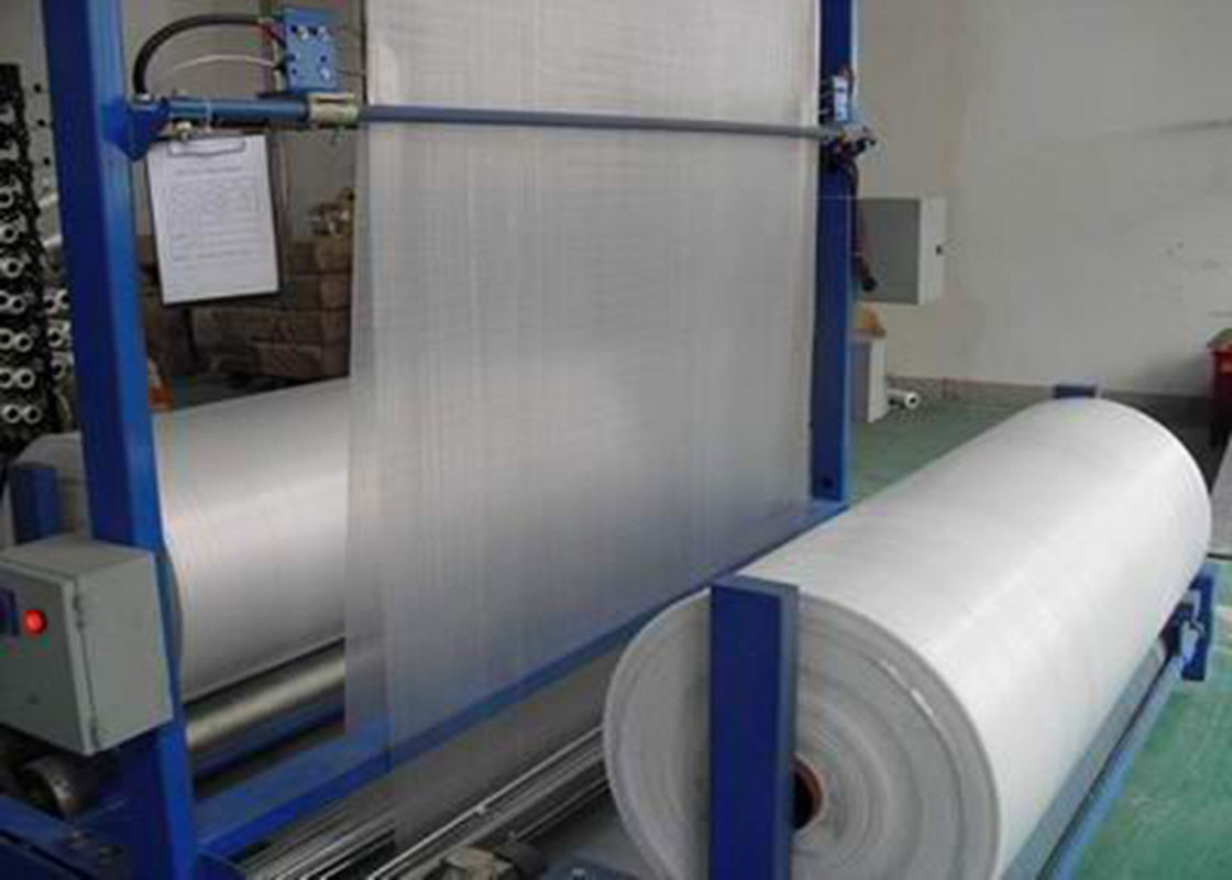Custom Size PP Woven Fabric Roll For Making Woven Polypropylene Sacks