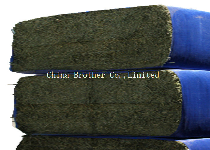 Virgin PP Woven Custom Hay Bale Covers For Packing Hay , UV - Treated